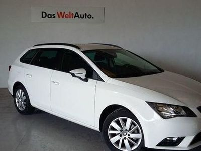 usado Seat Leon 1.6 TDI St&Sp Reference Connect 81 kW (110 CV