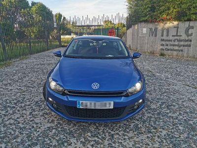 usado VW Scirocco IMPECABLE. 2.0 TDI 140cv.