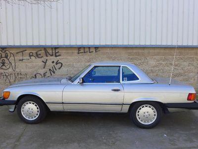 usado Mercedes 560 SLSL