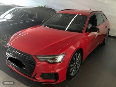 usado Audi A6 Avant Sport 40 TDI 150kW 204CV S tron.