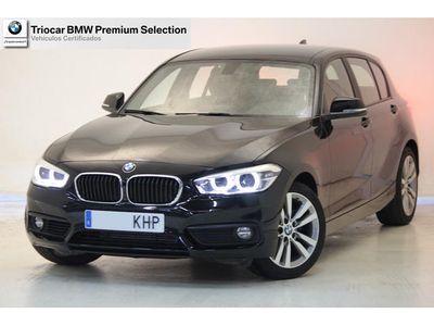brugt BMW 118 Serie 1 iA