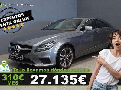 usado Mercedes CLS250 CLS ClaseBT Aut.