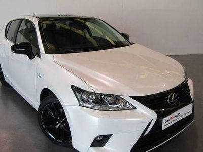 usado Lexus CT200h Executive+Navibox