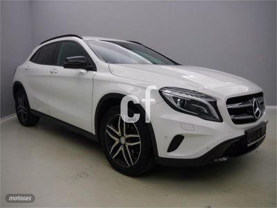 usado Mercedes GLA220 Clase GlaCdi Urban 5p. -14