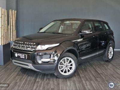 usado Land Rover Range Rover evoque 2.2L eD4 150CV 4x2 Pure