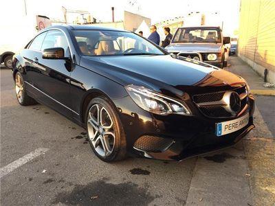 usado Mercedes E250 Coupé CDI 7G Plus (4.75)