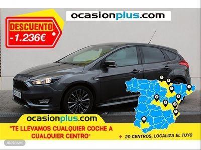 usado Ford Focus 1.0 Ecoboost SS 92kW 125CV STLine