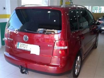 usado VW Touran 2.0 Tdi Trendline 5p. -04