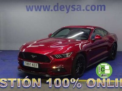 usado Ford Mustang GT 5.0 Ti-VCT V8 307kW A.(Fast.)