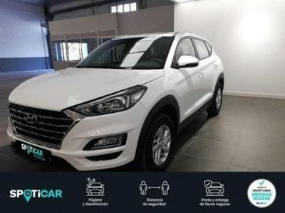 usado Hyundai Tucson 1.6 GDI 97kW (131CV) 4X2 SLE