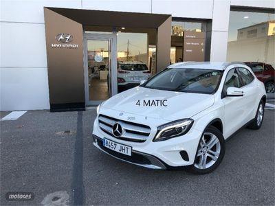 usado Mercedes GLA220 Clase GLACDI 4Matic Urban