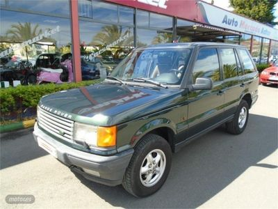 used Land Rover Range Rover 2.5 DSE