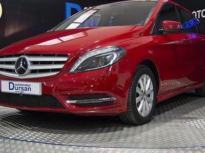usado Mercedes B180 ClaseCDI