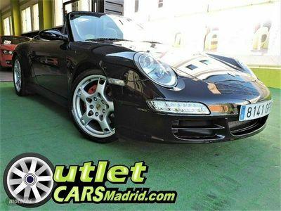 usado Porsche 911 Carrera 4S Cabriolet 355cv