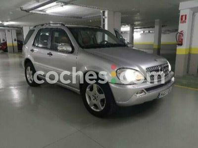 usado Mercedes ML320 Clase MAut. 218 cv en Coruña, A