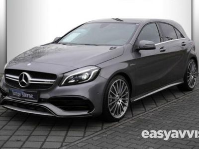 second-hand Mercedes A45 AMG clase4matic automatic gasolina