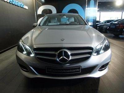 usado Mercedes E250 Clase9g Tronic