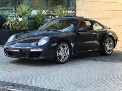 usado Porsche 911 Carrera S Coupé -CAMBIO MANUAL -AÑO 2009-MK2