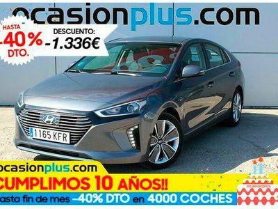 usado Hyundai Ioniq HEV 1.6 GDI Tecno