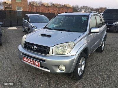 usado Toyota RAV4 2.0 D4D Executive 4X4