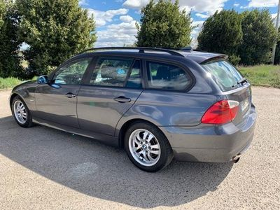 begagnad BMW 320 Serie 3 E91 Touring Diesel Touring Aut.