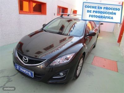 brugt Mazda 6 2.2 DE 150cv AT Style