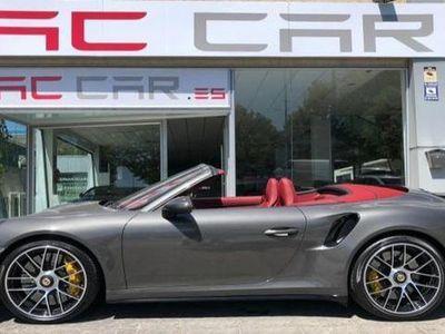 usado Porsche 911 Turbo S Cabriolet PDK