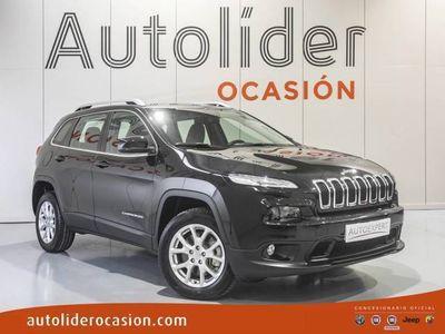 "usado Jeep Cherokee ""2 0 CRD 170 CV Auto 4x4 Ac D I Longitude"""