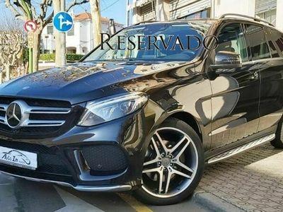 usado Mercedes GLE250 Clase4Matic Aut.
