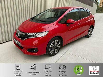 usado Honda Jazz 1.3 i-VTEC CVT ELEGANCE NAVI