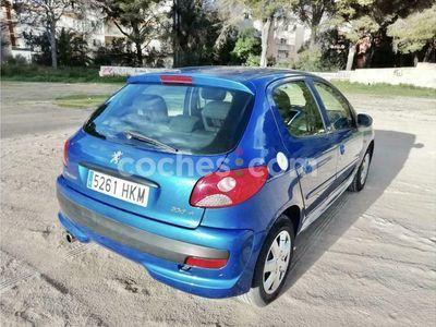 usado Peugeot 206+ 1.1i 60 cv en Illes Balears