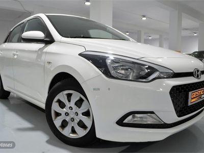used Hyundai i20 1.2 MPI Klass