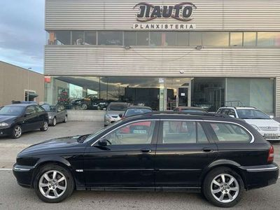 usado Jaguar X-type Wagon 2.0D Executive