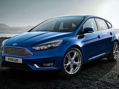 usado Ford Focus 1.6 diesel