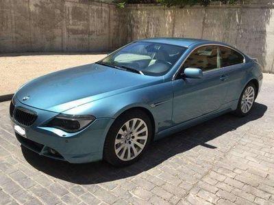 usado BMW 650 Serie 6 E63 Coupé Aut.