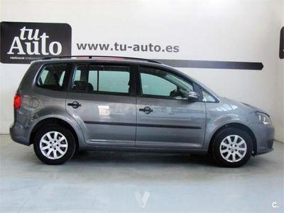 usado VW Touran 1.6 Tdi 105cv Dsg Advance Bmotion Tech 5p. -12