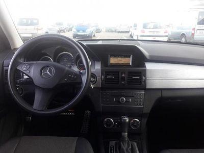 usado Mercedes GLK220 Clase GLKCDI 4M BE Edicion Limitada -10