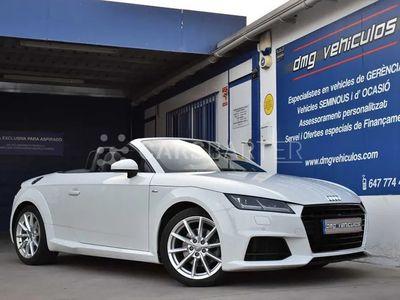 usado Audi Cabriolet 2.0 TFSI Quattro S-Line Ed. 230Cv