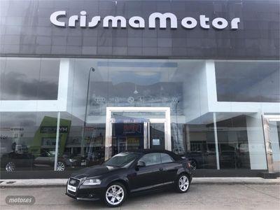 usado Audi A3 Cabriolet 1.9TDI Ambition