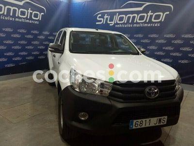 usado Toyota HiLux Cabina Doble Gx 150 cv en Sevilla