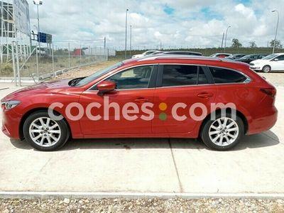 usado Mazda 6 2.2de Style (navi) 110kw 150 cv en Madrid