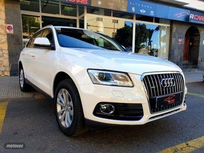 usado Audi Q5 2.0 TDI clean d 190CV quattro Advanced