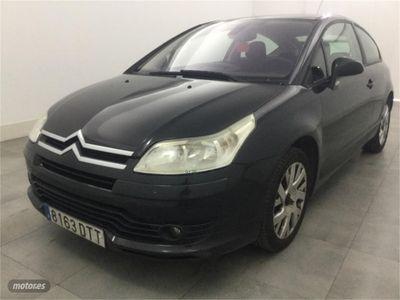 used Citroën C4 1.6 HDi 110 VTR Plus