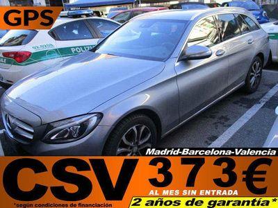 usado Mercedes C220 Estate BlueTEC Sportive Avantgarde 125