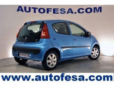 usado Peugeot 107 1.0i 68cv Urban 5p 2Tronic auto