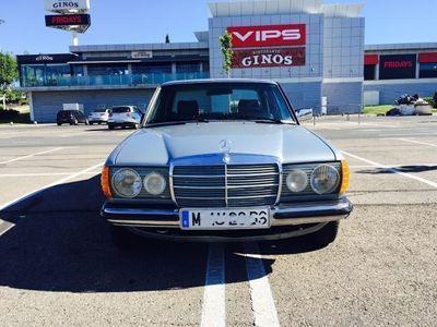 usado Mercedes 230 w123