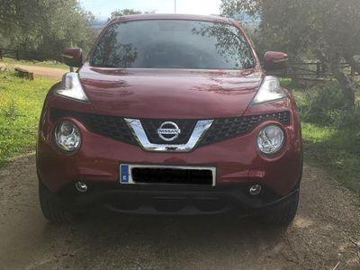 brugt Nissan Juke 1.5dCi S