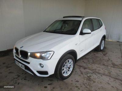 usado BMW X3 20D XDRIVE