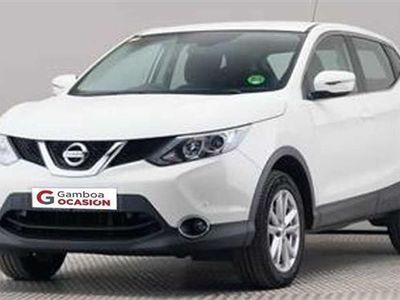 usado Nissan Qashqai 1.2 DIG-T Visia 4x2