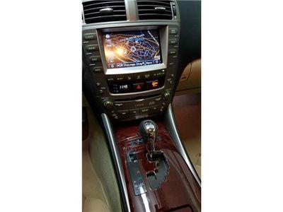 usado Lexus IS250 President Aut.